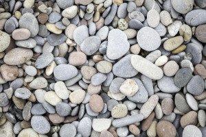 pebbled texture